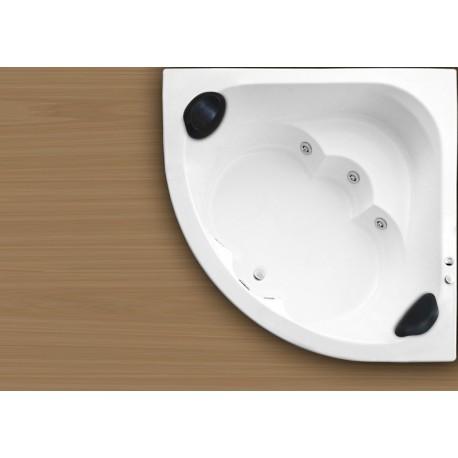 Bañera BRUSELAS 150x150 sistema basico