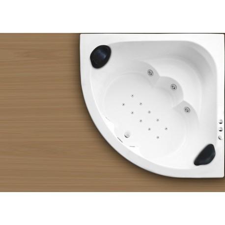 Bañera BRUSELAS 150x150 doble sistema