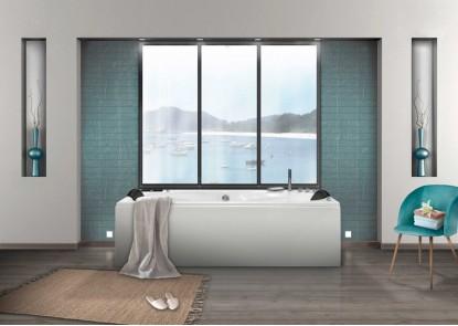 bañera ATENAS con faldones