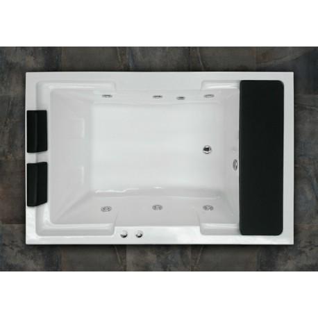 Bañera ROMA 185 x 120 sistema basico