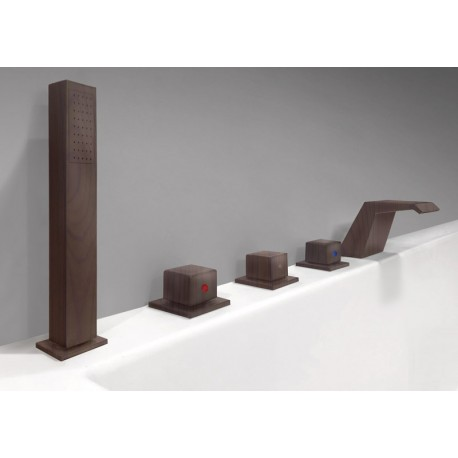 Griferia Ref. 002 madera