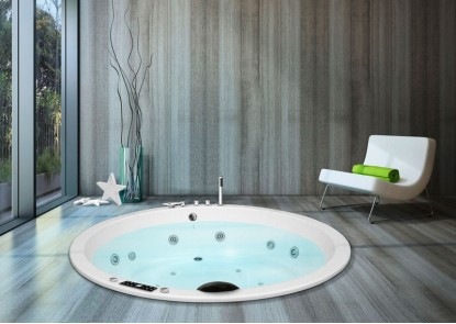 Bañera HAITI para encastrar