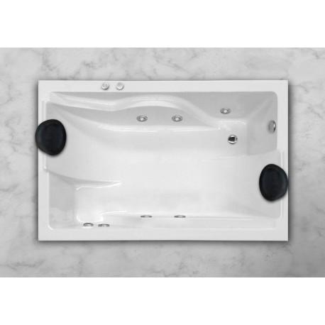 Bañera MICHIGAN sistema básico 160x110/120