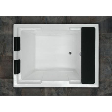 Bañera ROMA sin hidromasaje 190x165