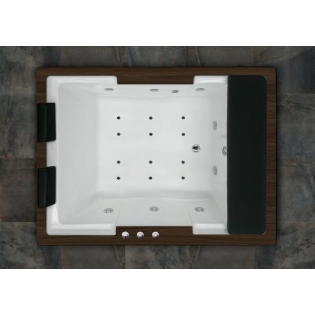 ROMA 190 x 165 doble sistema y marco madera