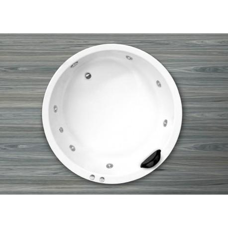Bañera HAITI Sistema Básico diám. 140