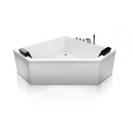 Faldón frontal angular para bañeras angulares LYON