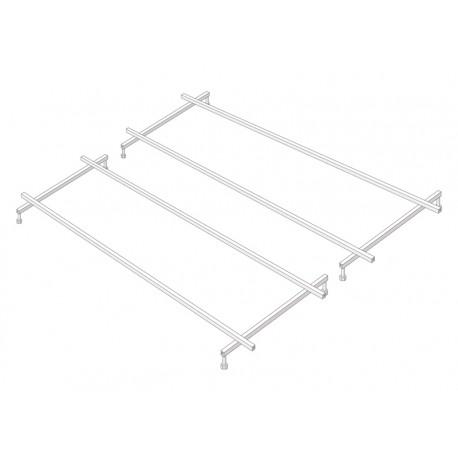 Estructura Standard Doble para bañeras