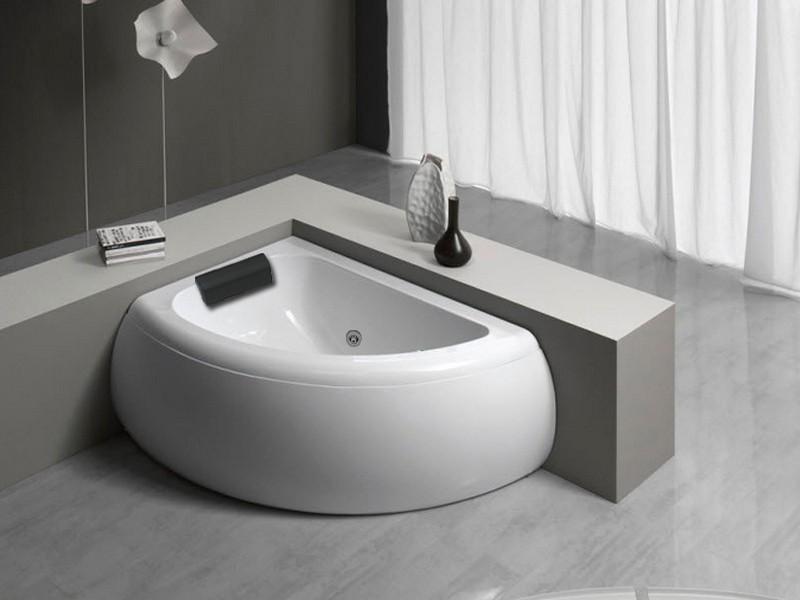 bañera hidromasaje angular