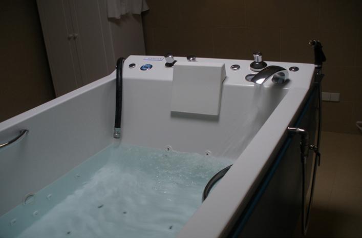 bañera hidroterapia