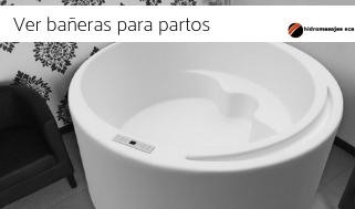 bañeras partos