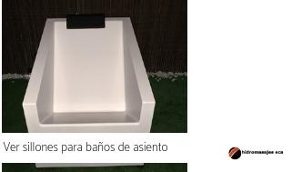 baños asiento
